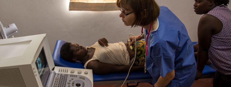 Moru Clinic in Uganda