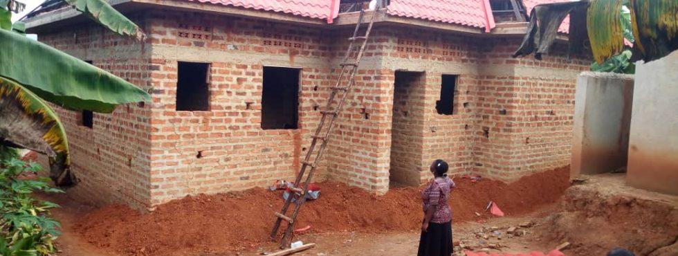 Aktuell: Bau eines Hauses